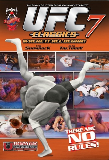 UFC CLASSICS 7 BY SHAMROCK,KEN (DVD)