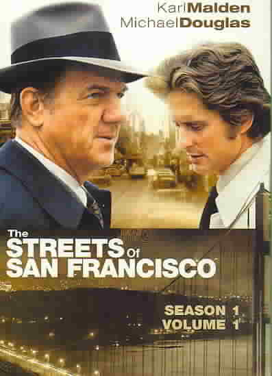STREETS OF SAN FRANCISCO:SEASON 1 V 1 BY STREETS OF SAN FRANC (DVD)