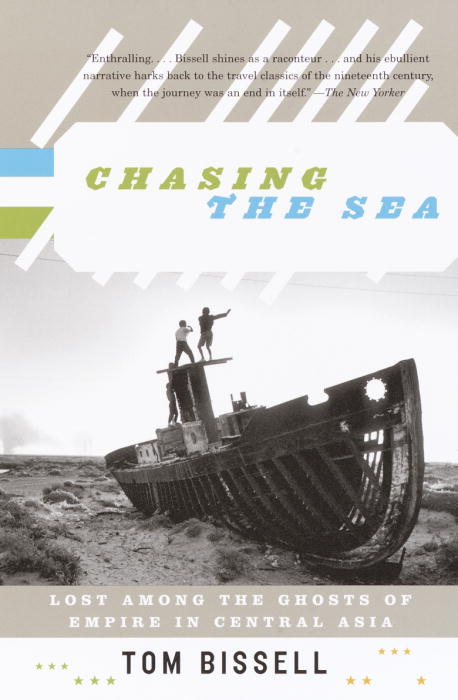 Chasing The Sea By Bissell, Tom