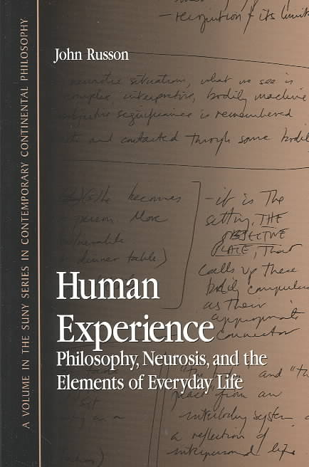 Human Experience By Russon, John